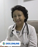 Врач: Ушурова Асиям Имяржановна. Онлайн запись к врачу на сайте Doc.online (771) 949 99 33