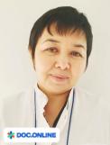 Врач: Байжанова Бакытгул Руслановна. Онлайн запись к врачу на сайте Doc.online (771) 949 99 33