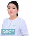 Врач: Кенжебаева Бибигуль Усмановна. Онлайн запись к врачу на сайте Doc.online (778) 050 00 80