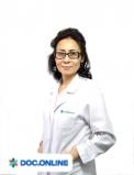 Врач: Насырова Асиям Изимжановна. Онлайн запись к врачу на сайте Doc.online (771) 949 99 33