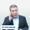 Врач: Избасаров Аскар Ишанович. Онлайн запись к врачу на сайте Doc.online (771) 949 99 33