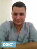 Врач: Ибрагимов Тимур Михайлович. Онлайн запись к врачу на сайте Doc.online (778) 050 00 80
