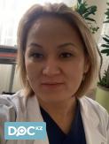Врач: Ахметова Еркетай Сексенова. Онлайн запись к врачу на сайте Doc.online (778) 050 00 80