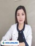 Врач: Оспанова Әсем Бақытжан қызы. Онлайн запись к врачу на сайте Doc.online (771) 949 99 33