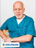 Врач: Шейнберг Аркадий Борисович. Онлайн запись к врачу на сайте Doc.online (771) 949 99 33
