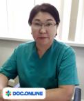 Врач: Джубатканова Гульмира Аманшаевна. Онлайн запись к врачу на сайте Doc.online (771) 949 99 33