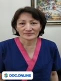 Врач: Сейтказина Зауре Армияновна. Онлайн запись к врачу на сайте Doc.online (771) 949 99 33