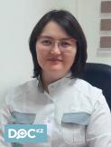 Врач: Момбаева Динара Кадырбаевна. Онлайн запись к врачу на сайте Doc.online (778) 050 00 80
